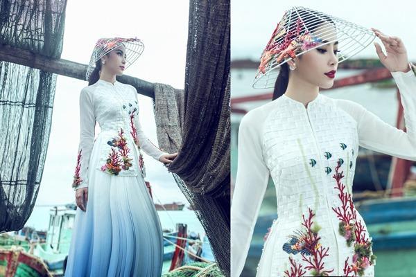 Chiếc áo bà ba biến phái đẹp trở nên dịu dàng đoan trang, kể cả Chi Pu hay Ngọc Trinh-18