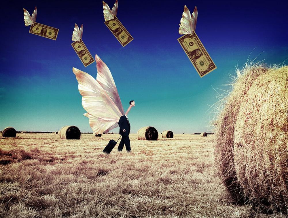 Nằm mơ thấy tiền là cuộc đời sắp nở hoa hay cuộc sống sẽ bế tắc?-2