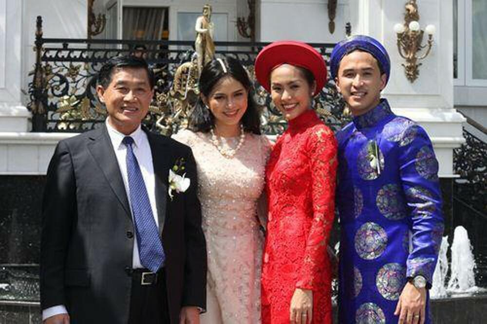 Những mẹ chồng trẻ trung của sao Việt-1