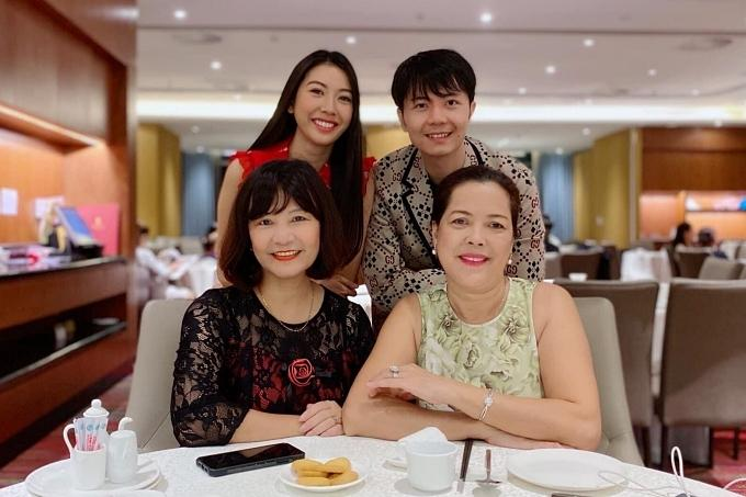 Những mẹ chồng trẻ trung của sao Việt-5
