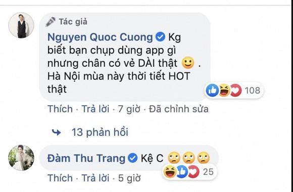 Đàm Thu Trang và Tăng Thanh Hà troll chồng đại gia-2