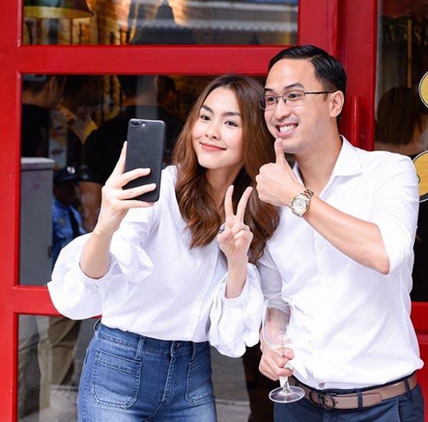 Đàm Thu Trang và Tăng Thanh Hà troll chồng đại gia-5