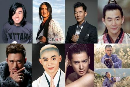 Tréo ngoe màn ảnh Hoa ngữ: Kém sắc đóng vai mỹ nam, trai đẹp hóa thân xấu xí