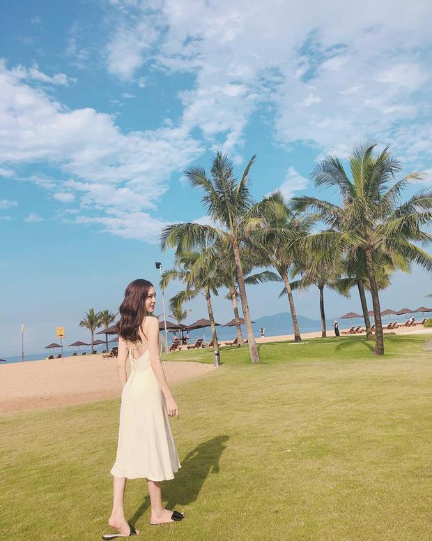 Lan Ngọc luôn bảo toàn phong độ mặc đẹp nhờ đồ trắng và bạn cũng xinh đẹp hơn nếu học theo-10
