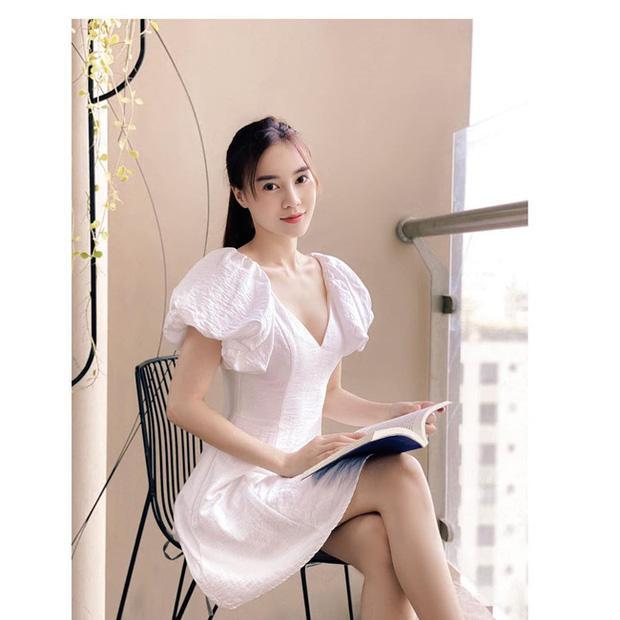 Lan Ngọc luôn bảo toàn phong độ mặc đẹp nhờ đồ trắng và bạn cũng xinh đẹp hơn nếu học theo-5