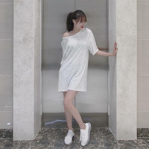 Lan Ngọc luôn bảo toàn phong độ mặc đẹp nhờ đồ trắng và bạn cũng xinh đẹp hơn nếu học theo-8