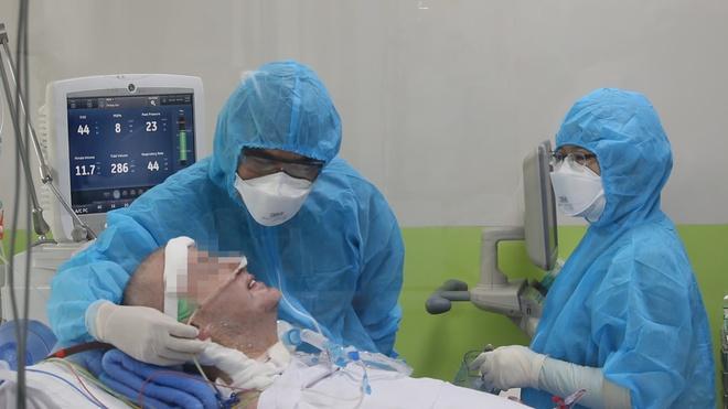 Bệnh nhân 91 nhiễm thêm nấm, chỉ số suy giảm miễn dịch thấp-1