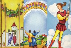 Bói bài Tarot: Chọn 1 lá bài để biết vui vẻ hay muộn phiền sẽ đến với bạn trong tuần mới