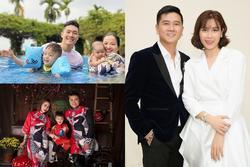 3 cặp vợ chồng 'gương vỡ lại lành', tái hợp càng yêu thắm thiết hơn của showbiz Việt