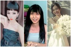Thúy Vân trang điểm như cô dâu Hàn - Lệ Quyên cắt mái bằng sai quá sai