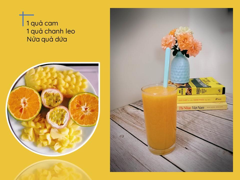8X gợi ý 7 món nước ép trái cây giúp giải nhiệt cho mùa nắng nóng-2