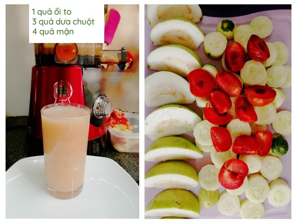 8X gợi ý 7 món nước ép trái cây giúp giải nhiệt cho mùa nắng nóng-4