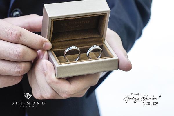 Những điều thú vị về việc đeo nhẫn cưới