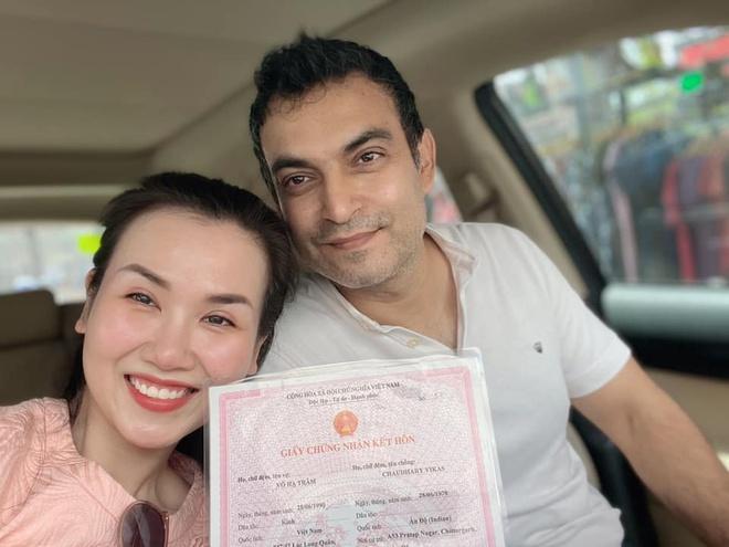 Võ Hạ Trâm đăng ký kết hôn sau gần 2 năm cưới-1