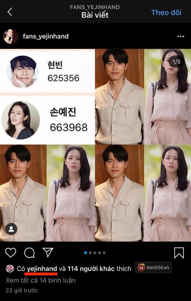 HOT: Giữa đêm Son Ye Jin khiến MXH dậy sóng vì sơ ý để lộ dấu hiệu hẹn hò Hyun Bin?-3
