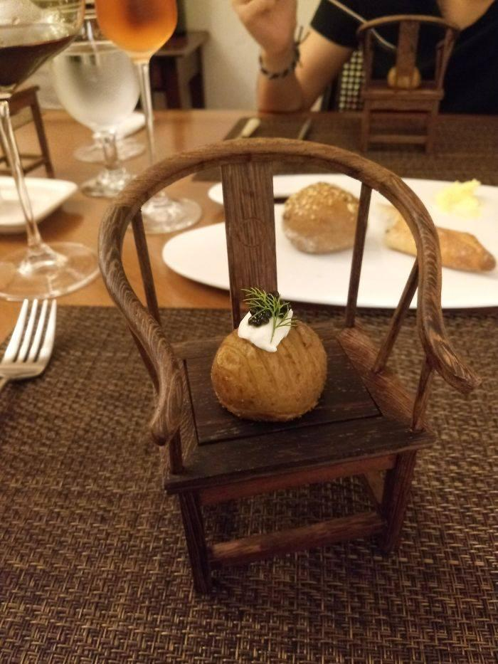 Những món ăn trang trí theo cách chẳng giống ai làm thực khách khó nuốt trôi-3