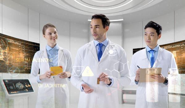 Cải thiện nám da với công nghệ β-White hướng đích dạng liposome-3