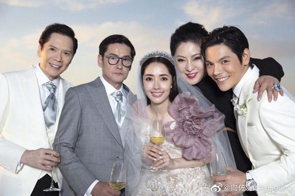 Quách Bích Đình đăng ký kết hôn với Hướng Tả-1
