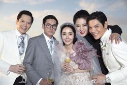 Quách Bích Đình đăng ký kết hôn với Hướng Tả