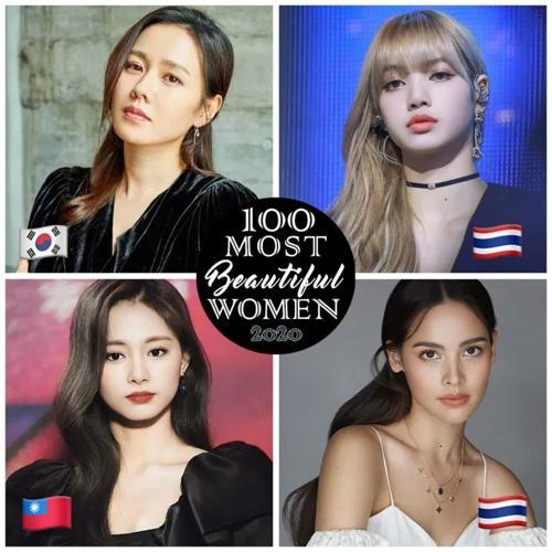 Son Ye Jin được bầu đẹp nhất thế giới-1