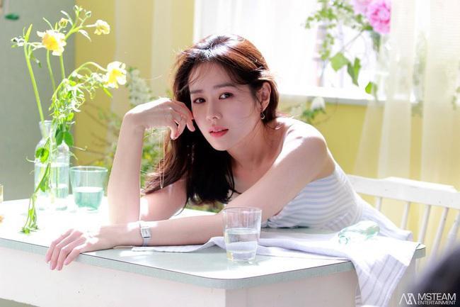 Son Ye Jin được bầu đẹp nhất thế giới-2