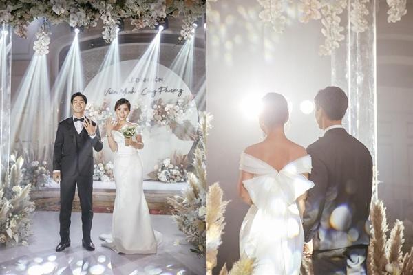 Lấy vợ kín tiếng như Công Phượng: Giả vờ lo việc gia đình, ca sĩ hát xong mới biết chú rể là Messi Việt-3