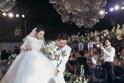 Loạt ảnh chưa công bố trong đám cưới Trường Giang - Nhã Phương