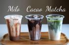 'Công thức 5 phút' có ngay cacao dầm, trà xanh kiểu Thái mát lạnh, 'uống là nghiền'