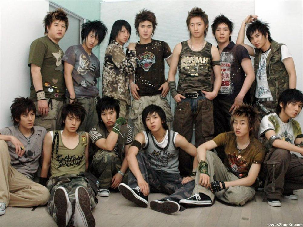 SM Entertainment dẫn đầu xu hướng: Super Junior đông dân, SNSD nữ hoàng concept-5