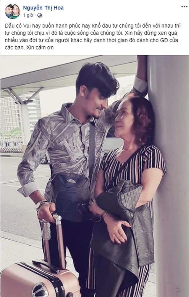 Cô dâu 65 tuổi khoe được chồng bóp chân: Nếu chọn lại, tôi vẫn chọn anh ấy-3