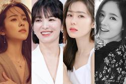 Son Ye Jin, Song Hye Kyo và dàn mỹ nhân Hàn sinh năm 1982 có tài 'hack tuổi'