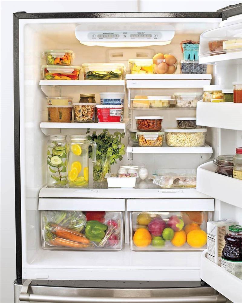 Thuỷ Tiên than nẫu ruột khi trái cây hỏng trong tủ lạnh, dân mạng phát hiện điểm đáng ngờ-2