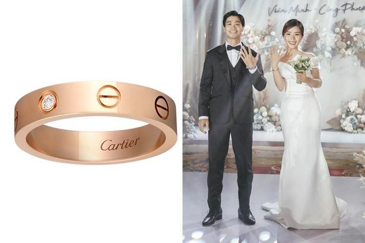 Công Phượng chi hơn 400 triệu đồng mua trang sức đính hôn-1