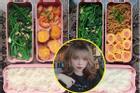 Cơm hộp 'ngon hết nấc' của cô gái 9X khiến đồng nghiệp thường xuyên 'ăn ké'