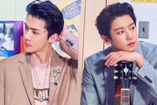 Chanyeol và Sehun sẽ phát hành album thứ hai vào đầu tháng Bảy, fans háo hức: Ngắm thôi cũng thấy đủ-2