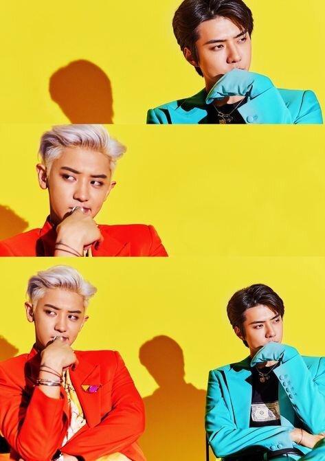 Chanyeol và Sehun sẽ phát hành album thứ hai vào đầu tháng Bảy, fans háo hức: Ngắm thôi cũng thấy đủ-3