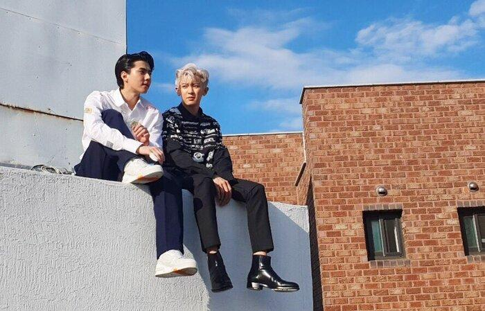 Chanyeol và Sehun sẽ phát hành album thứ hai vào đầu tháng Bảy, fans háo hức: Ngắm thôi cũng thấy đủ-4
