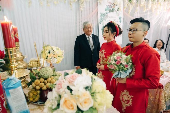Đôi đồng tính nữ quyết định kết hôn chỉ sau 3 lần gặp mặt-2