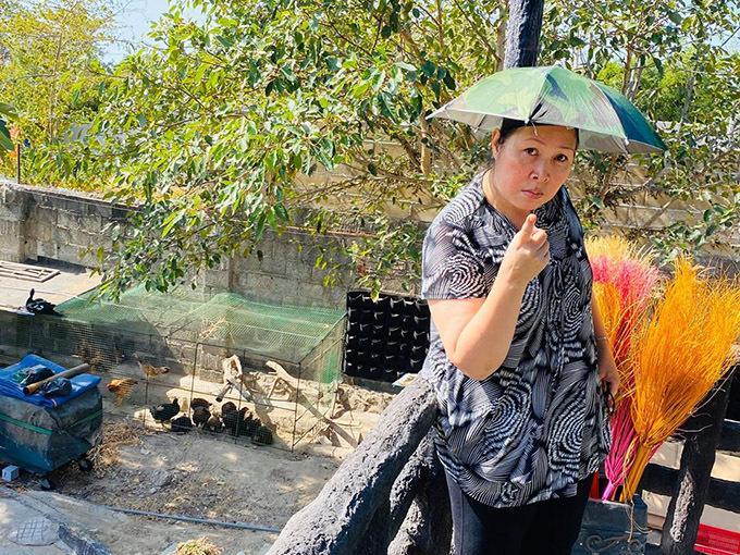 Nhà vườn rộng rãi tràn ngập cây trái của sao Việt-16