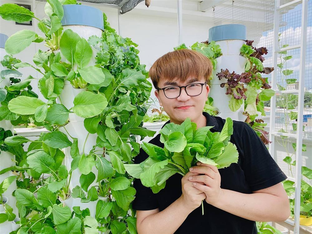Nhà vườn rộng rãi tràn ngập cây trái của sao Việt-18