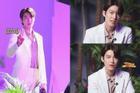 Kim Woo Bin tái xuất cực điển trai sau thời gian dài điều trị ung thư