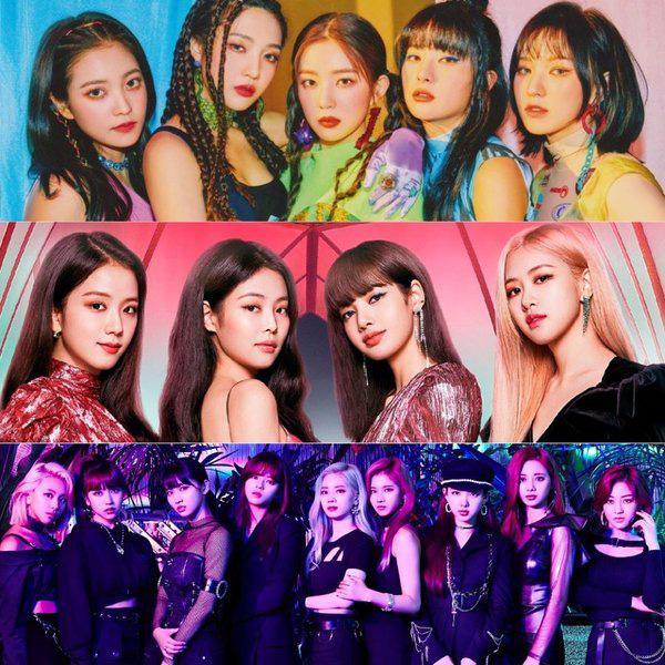 Đoạn trailer khiến netizen rớt liêm sỉ: Khi BLACKPINK, TWICE và Red Velvet hoá hội chị em băng cướp siêu ngầu-1
