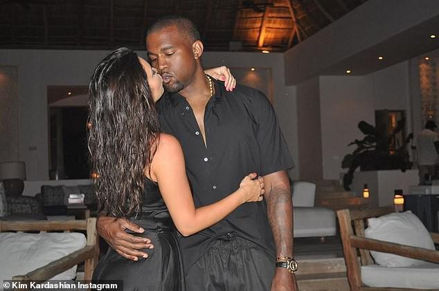 Kim Kardashian bất ngờ gọi chồng là Vua sau ồn ào trục trặc tình cảm-2