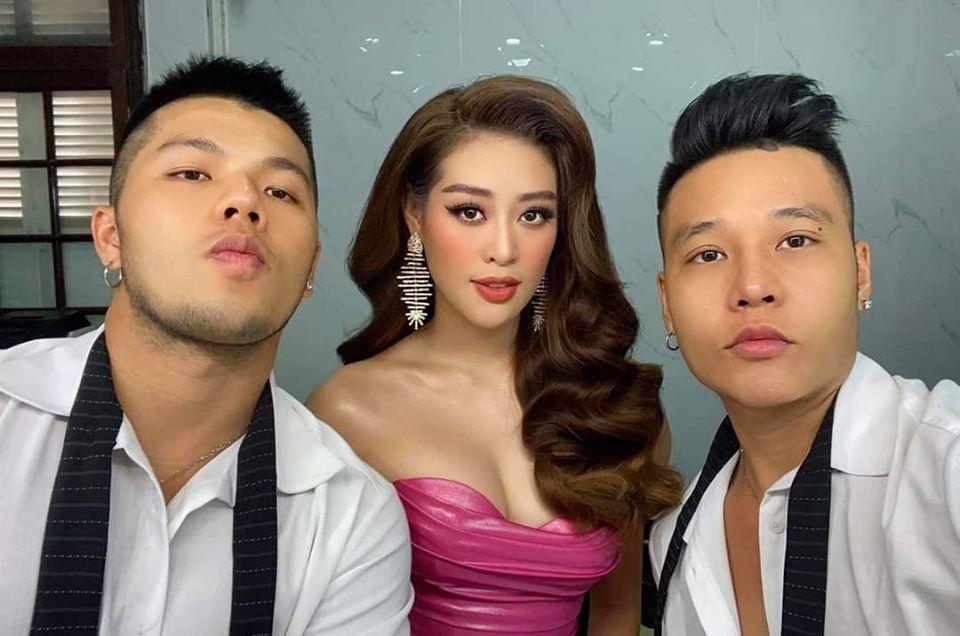 Khánh Vân bị nhắc nhở quá phụ thuộc ê-kíp, khó tỏa sáng tại Miss Universe-3