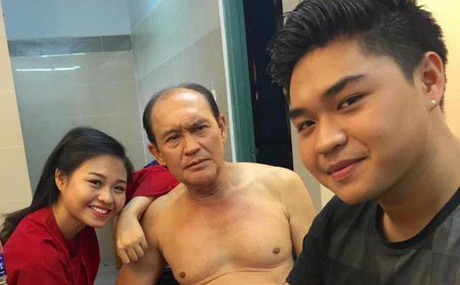 Con trai danh hài Duy Phương bị chỉ trích bất hiếu: Ông ấy đúng hay sai vẫn là ba tôi-1