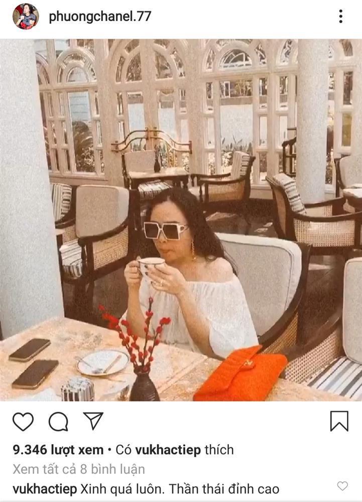 Vũ Khắc Tiệp có lố khi nhiều lần khen Phượng Chanel đẹp nhất Việt Nam?-5