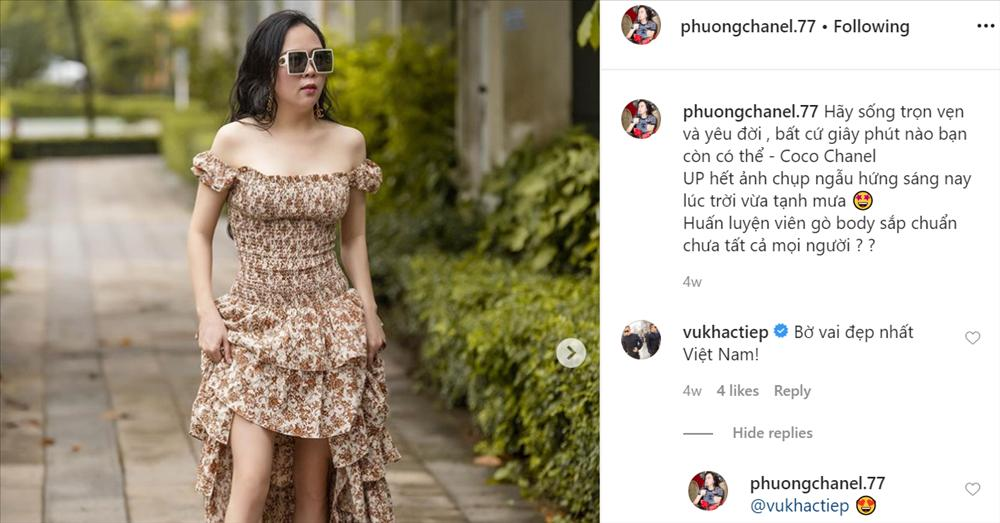 Vũ Khắc Tiệp có lố khi nhiều lần khen Phượng Chanel đẹp nhất Việt Nam?-10