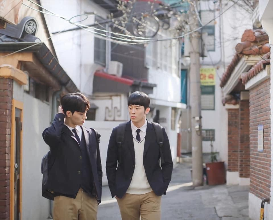 2 mỹ nam đóng webdrama đam mỹ đầu tiên của Hàn Quốc đẹp cỡ nào?-4