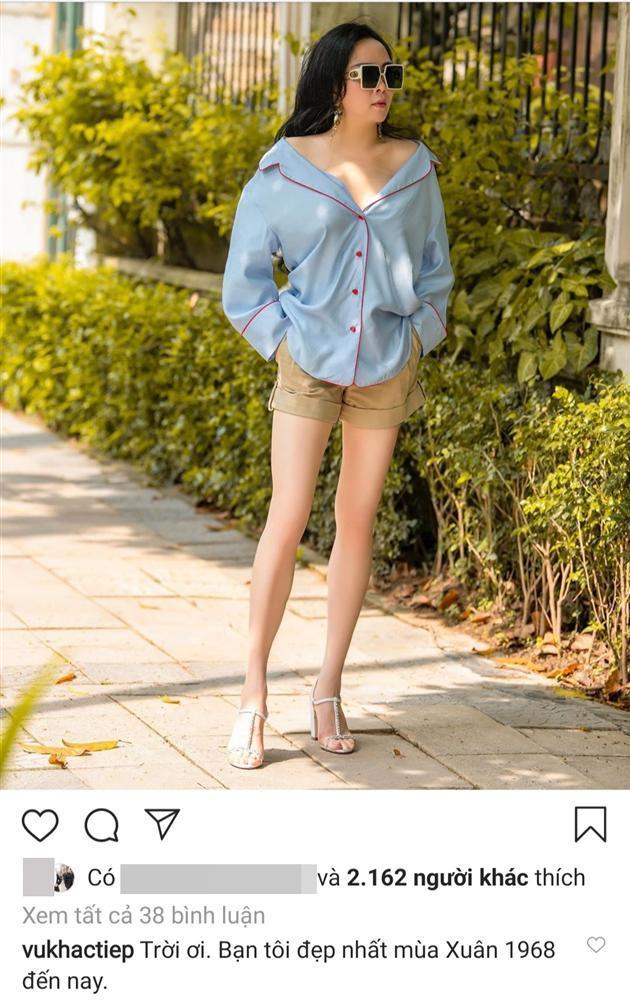 Vũ Khắc Tiệp có lố khi nhiều lần khen Phượng Chanel đẹp nhất Việt Nam?-11