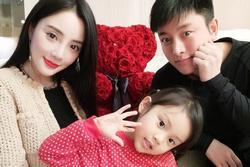 Con gái Lý Tiểu Lộ không biết bố mẹ ly hôn suốt 2 năm qua